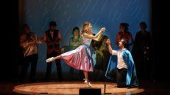 Beethoven ve Shakespeare'li bir çocuk oyunu Fırtına