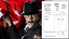 Mustafa Uslu Çiçero'nun faturasını medyayla paylaştı