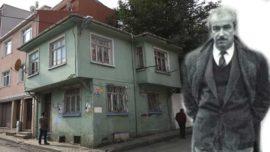 Orhan Kemal'in evi yıkılmaktan kurtulacak mı