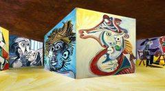 Picasso Sergisi İzmir'de yarın sona erecek