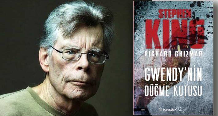 Gwendy'nin Düğme Kutusu Stephen King ve Richard Chizmar imzasıyla