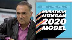 Murathan Mungan'ın sözleri ile 2020 Model müzik albümü