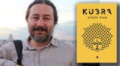 Afşin Kum'dan yeni roman Kübra