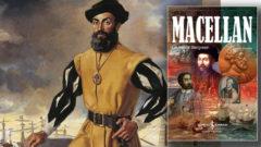 Dünyaya Yön Verenler serisinde Macellan raflarda