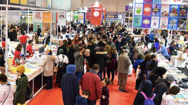 Samsun'da 6. Karadeniz Kitap Fuarı açıldı