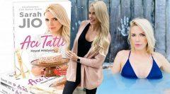 Sarah Jio Türk okurlar için kitap yazdı