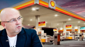 Birol Güven benzin istasyonunu sosyal medyadan şikayet etti