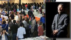 CNR Kitap Fuarı onur konuğu Ahmet Ümit