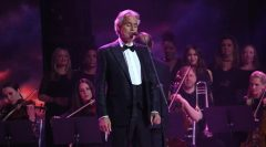 Andrea Bocelli konseri youtube kanalında