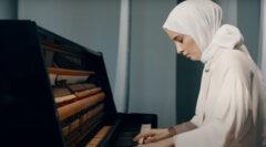 Türbanlı piyanist Büşra Kayıkçı'ya Fazıl Say desteği