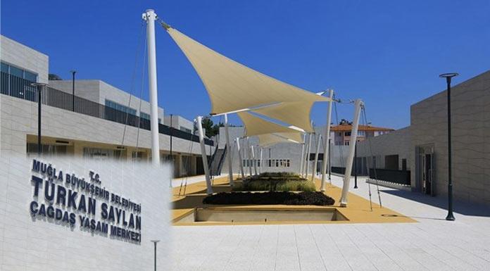 Türkan Saylan Çağdaş Yaşam Merkezi Muğla'da açılışa hazırlanıyor