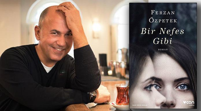 Ferzan Özpetek Bir Nefes Gibi romanı ile İtalya'da liste başı
