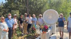Datça'da mezarı başında 'Can Baba'ya Bin Selam